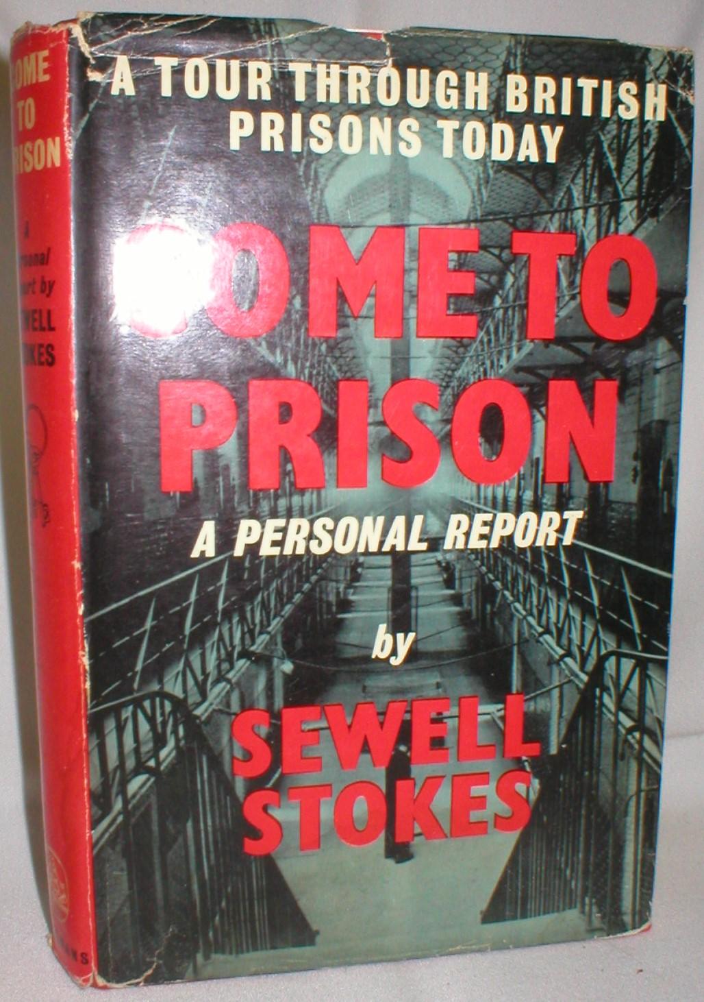 Come to Prison; A Tour Through British Prisons Today