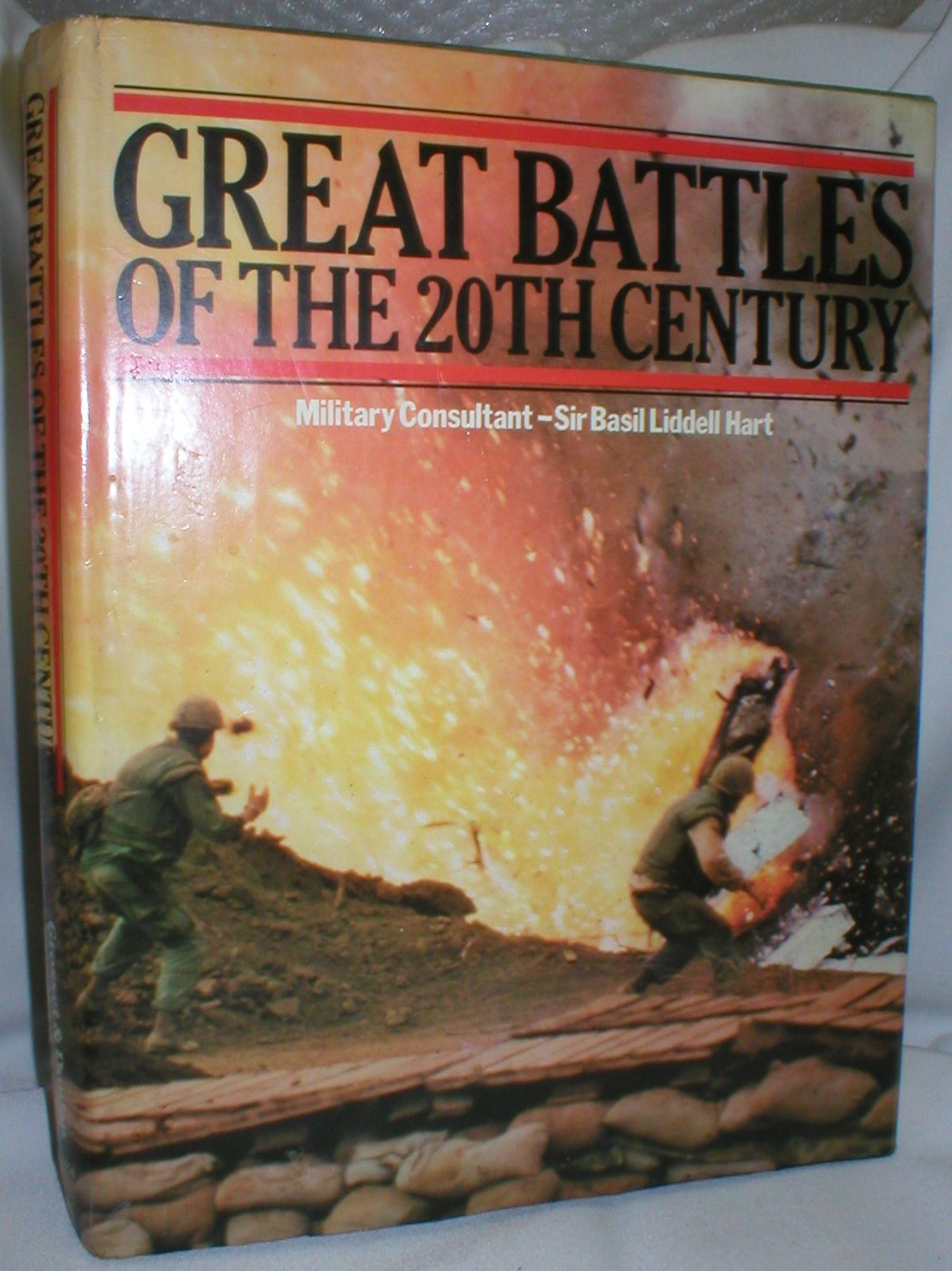 Image for Great Battles of the 20th Century