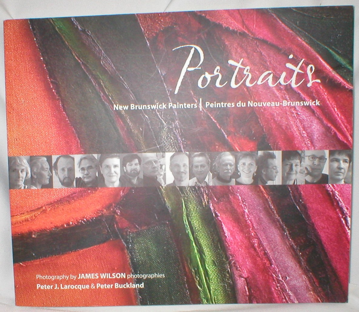 Image for Portraits: New Brunswick Painters; Peintres Du Nouveau-Brunswick