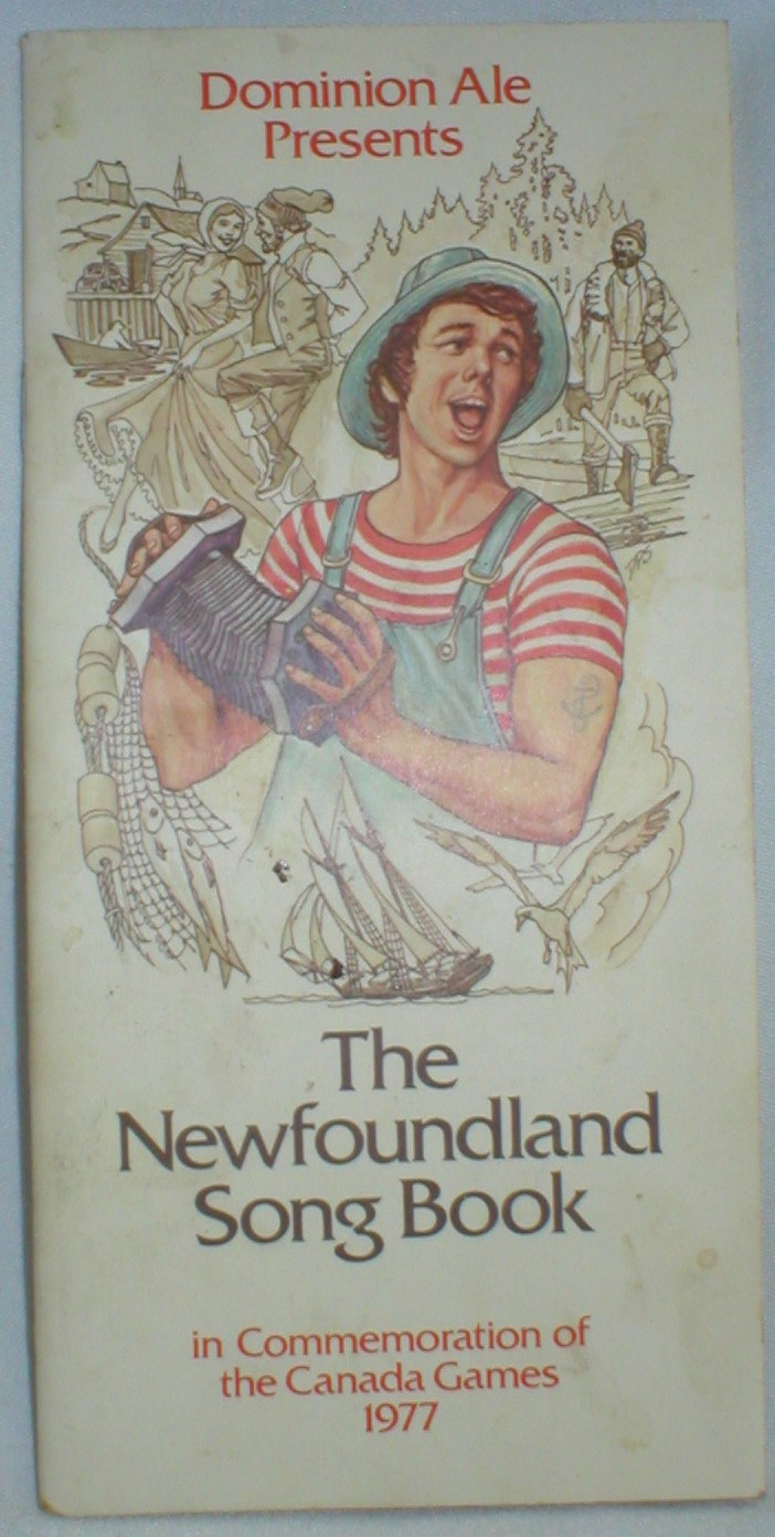Image for The Newfoundland Song Book