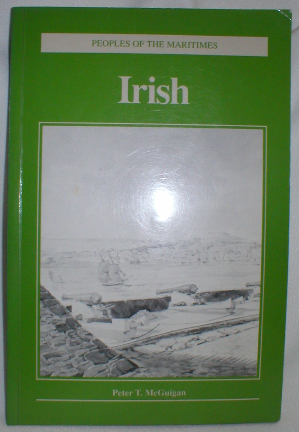 Image for Peoples of the Maritimes; Irish