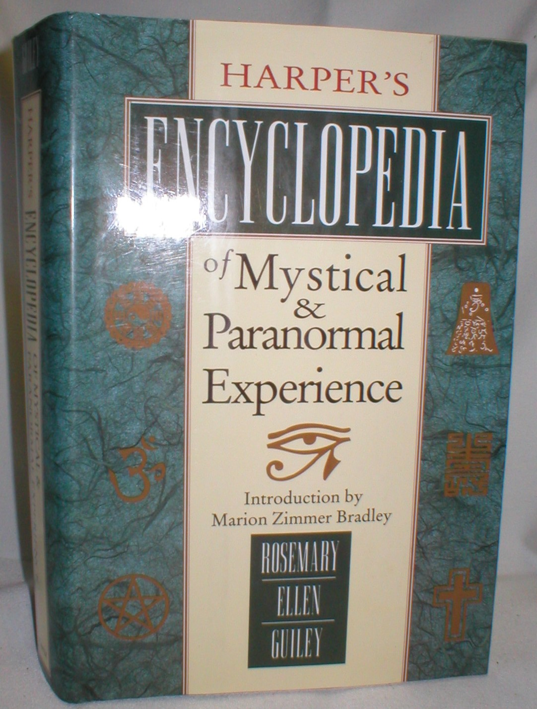 Image for Harper's Encyclopedia of Mystical & Paranormal  Experience.
