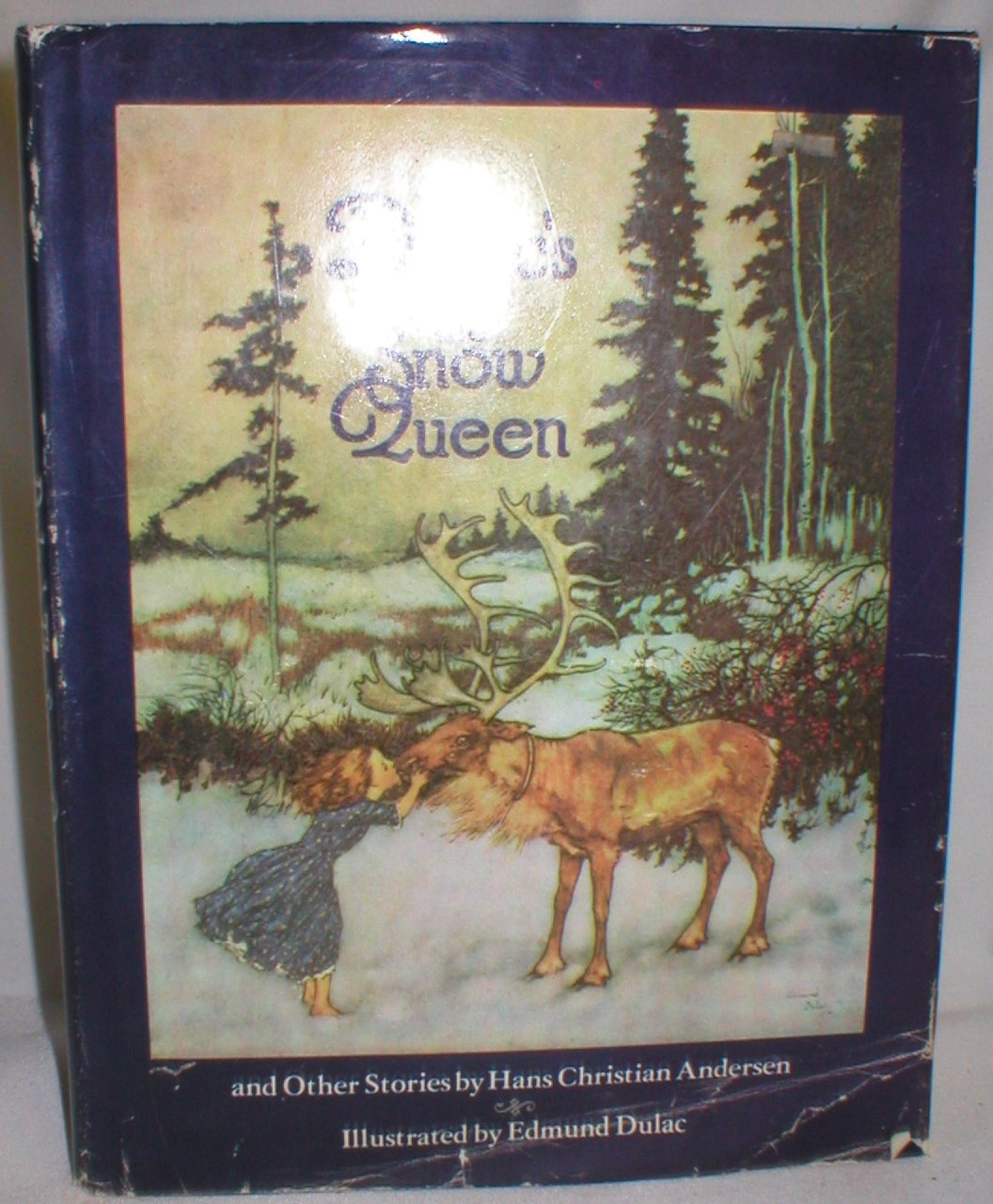 Image for Dulac's The Snow Queen and Other Stories from Hans Andersen