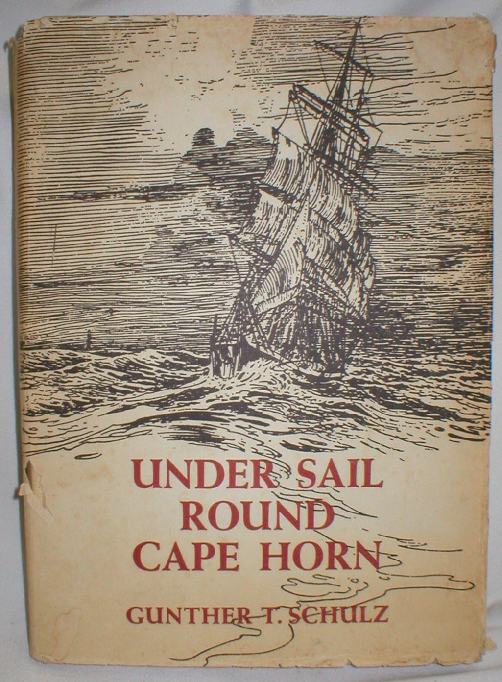 Image for Under Sail Round Cape Horn