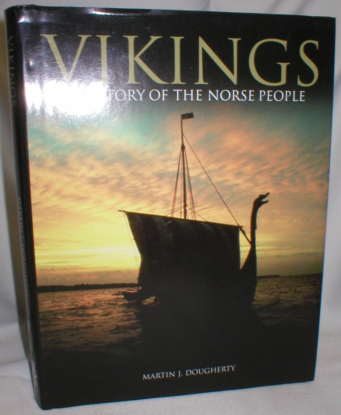 Image for Vikings; A History of t he Norse People