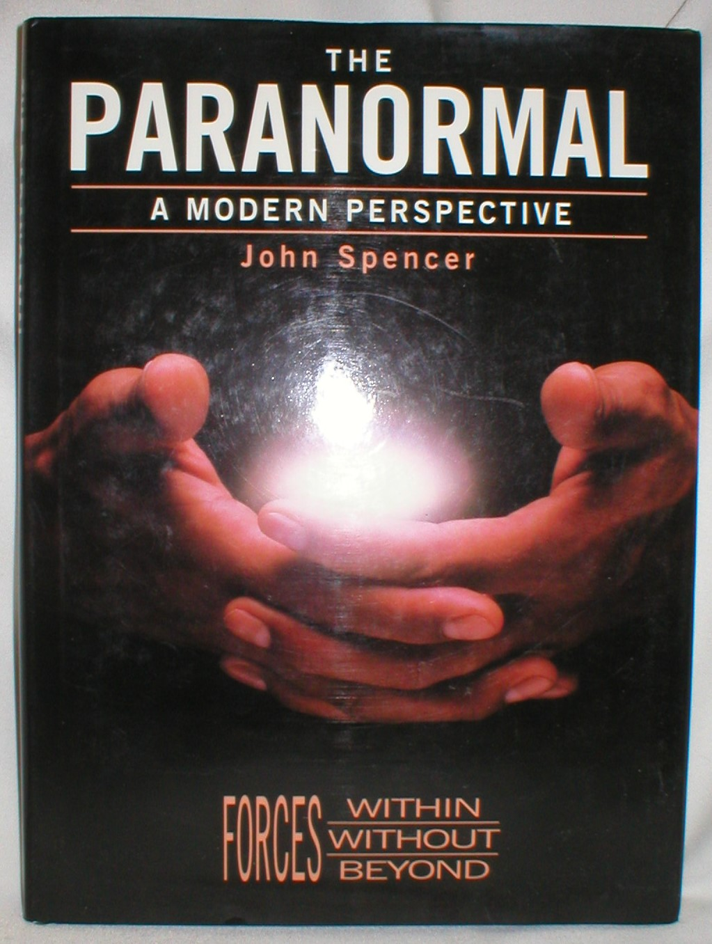 Image for The Paranormal; A Modern Perspective