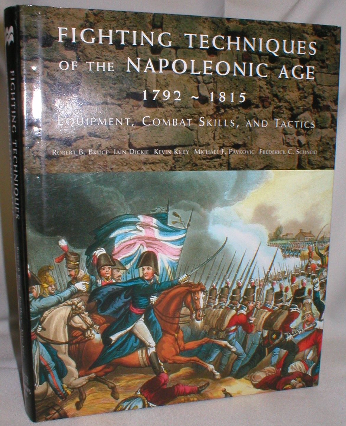 Image for Fighting Techniques of the Napoleonic Age  1792-1815