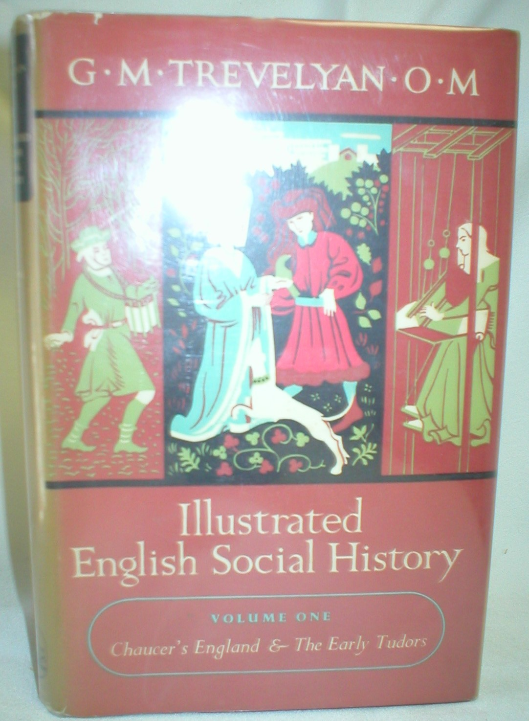 Image for Illustrated English Social History; Vol. I