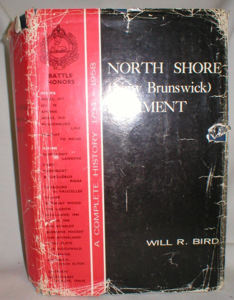 Image for North Shore (New Brunswick) Regiment