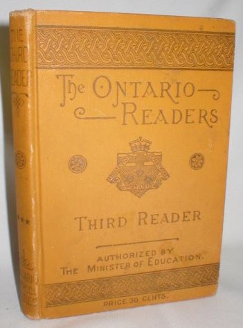 Image for The Ontario Readers; Third Reader
