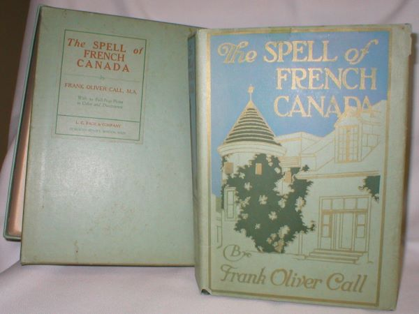 Image for The Spell of French Canada