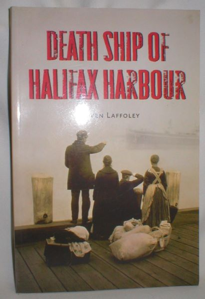 Image for Death Ship of Halifax Harbour