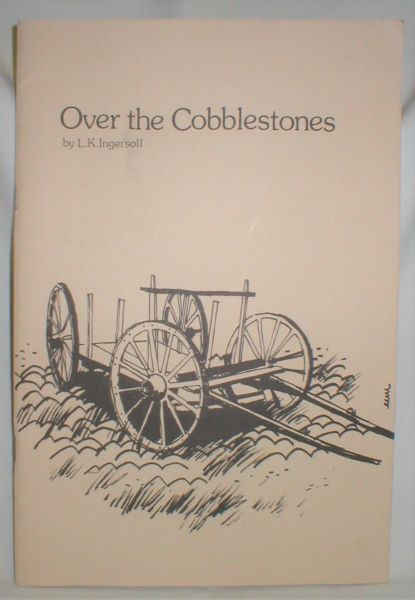 Image for Over the Cobblestones; Notes on the History of the Sloven