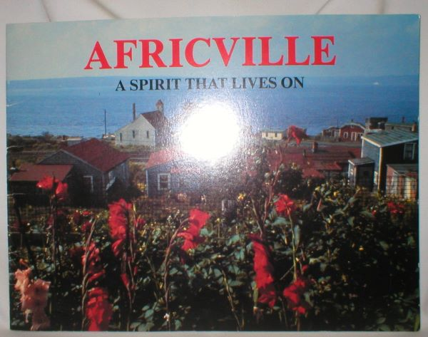 Image for Africville; A Spirit That Lives On