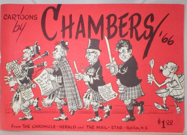 Image for Cartoons By Chambers '66
