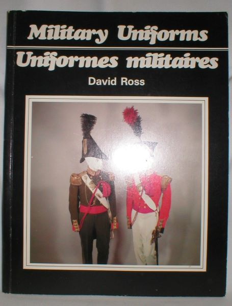 Image for Military Uniforms; Uniformes Militaires