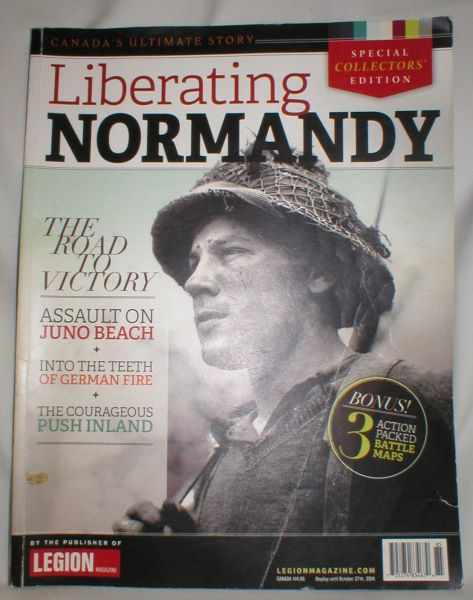 Image for Canada's Ultimate Story; Liberating Normandy