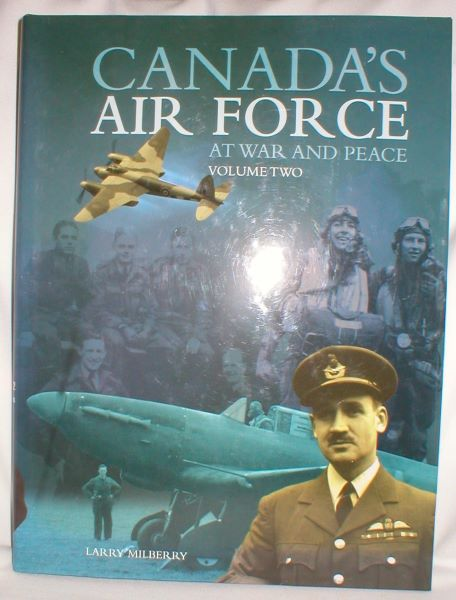 Image for Canada's Air Force; At War and Peace (Volume Two)