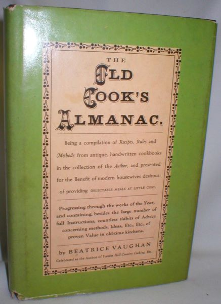 Image for The Old Cook's Almanac