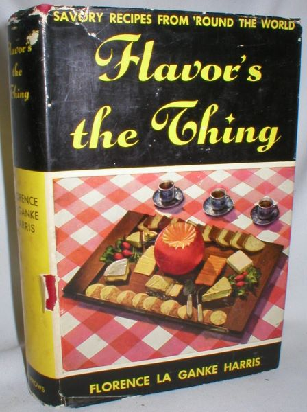 Image for Flavor's the Thing