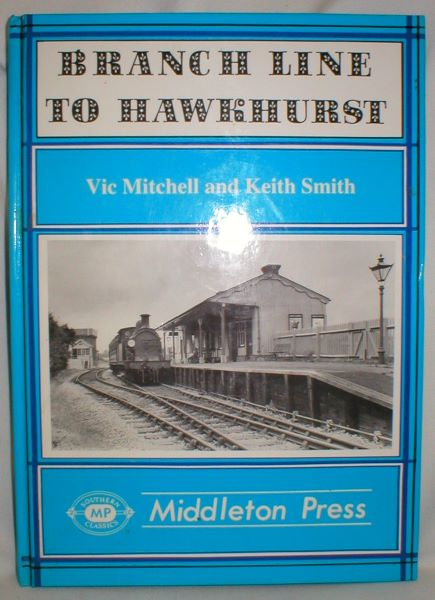 Image for Branch Line to Hawkhurst
