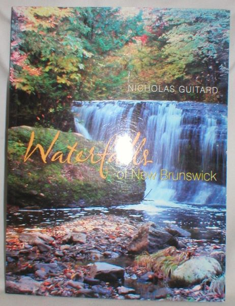 Image for Waterfalls of New Brunswick