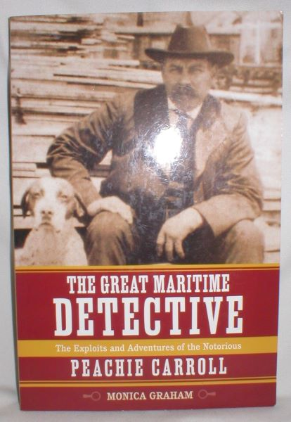 Image for The Great Maritime Detective: Peachie Carroll