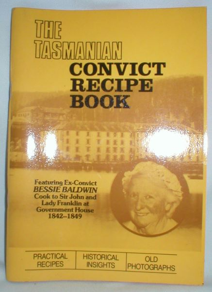 Image for The Tasmanian Convict Recipe Book