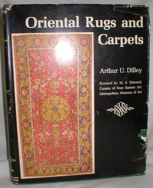 Image for Oriental Rugs and Carpets; A Comprehensive Study