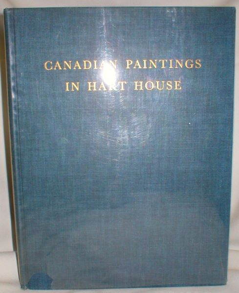 Image for Canadian Paintings in Hart House