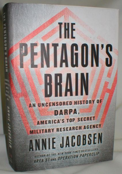 Image for The Pentagon's Brain; An Uncensored History of DARPA