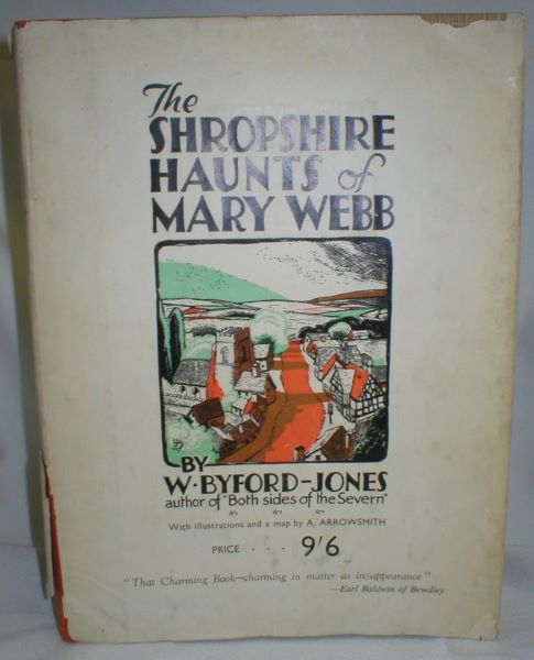Image for Shropshire Haunts of Mary Webb