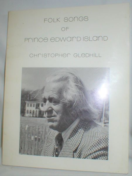 Image for Folk Songs of Prince Edward Island (First Series)