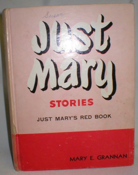 Image for Just Mary Stories; Just Mary's Red Book