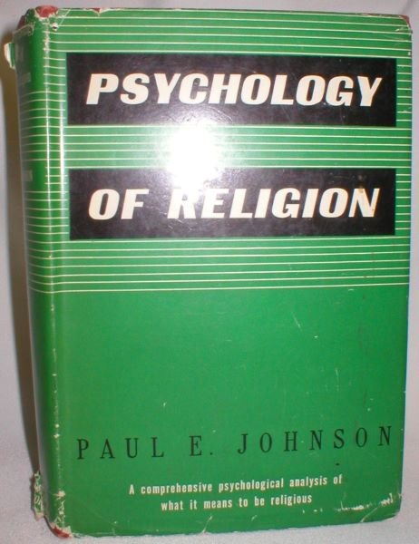 Image for Psychology of Religion