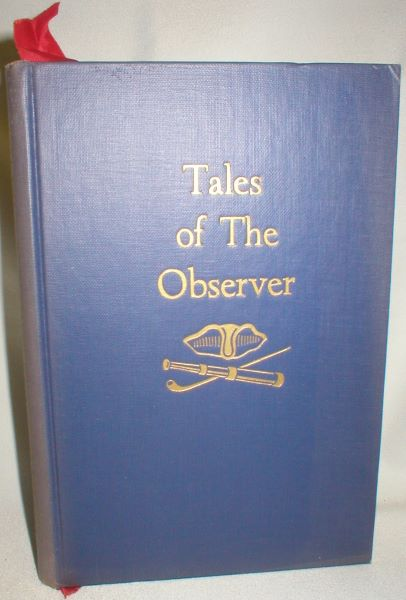 Image for Tales of the Observer