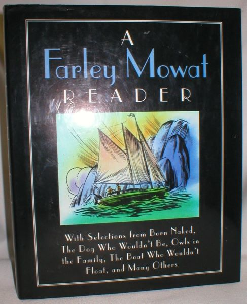 Image for A Farley Mowat Reader