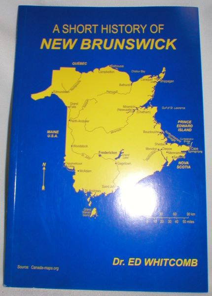 Image for A Short History of New Brunswick