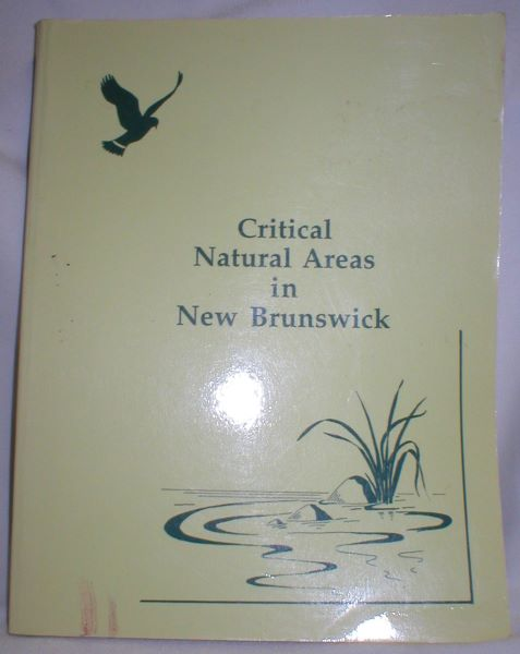 Image for Critical Natural Areas in New Brunswick