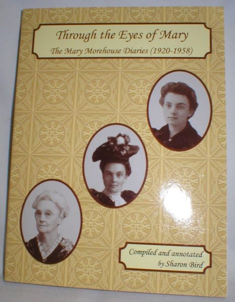 Image for Through The Eyes of Mary; The Mary Morehouse Diaries (1920-1958)