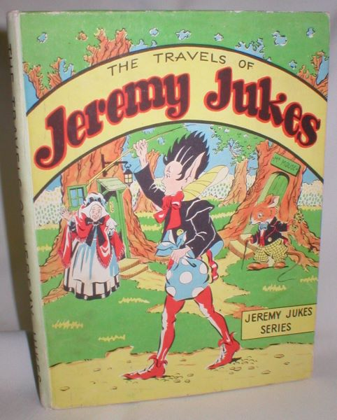 Image for The Travels of Jeremy Jukes
