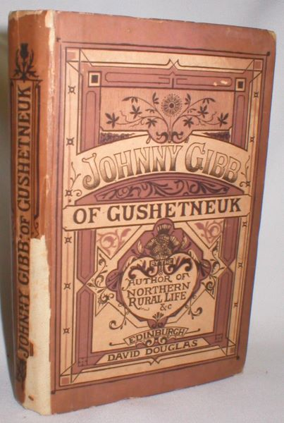 Image for Johnny Gibb of Gushetneuk