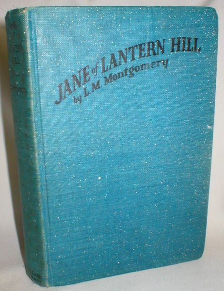 Image for Jane of Lantern Hill
