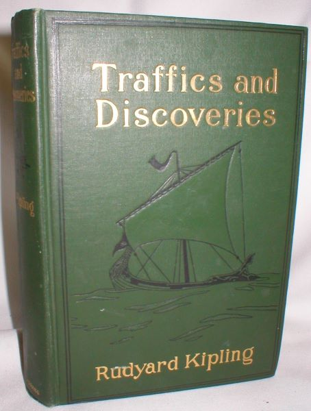 Image for Traffics and Discoveries